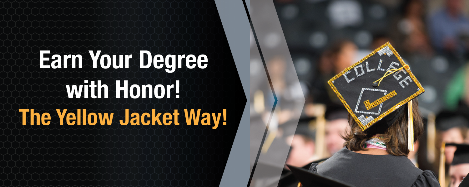 earn your degree with honor